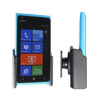 Brodit držák do auta na Nokia Lumia 900 bez pouzdra, bez nabíjení