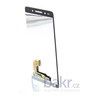 Náhradní díl na Honor 7 LCD Display + dotyková deska + přední kryt černá