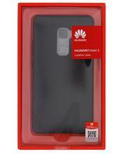 Huawei kožené pouzdro pro Mate S, černé