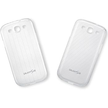 Samsung Ultra Slim Cover EFC-1G6SWE pro Galaxy S III (i9300), Marble White