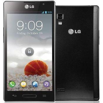 LG P760 Optimus L9, černá