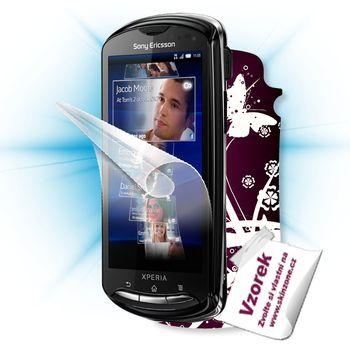 Fólie ScreenShield SonyEricsson Xperia pro ochrana displeje-displej+voucher na skin