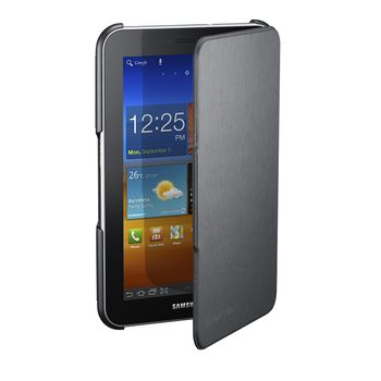 Samsung diářové pouzdro (Book Cover) EFC-1E2N pro Galaxy Tab 7.0 Plus (P6200), černá