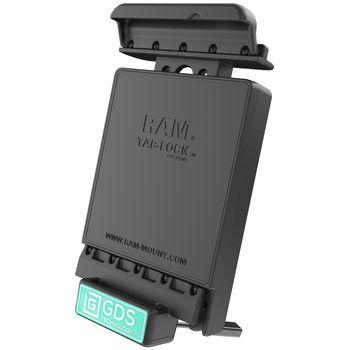 "RAM Mounts VEH GDS LOCK dock station pro Samsung Galaxy Tab 4 7"""