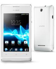 Sony Xperia E bílá