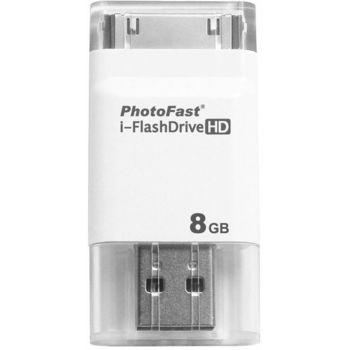 PhotoFast i-FlashDrive HD Gen 2, 8GB - 30pin