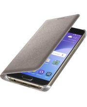 Samsung flipové pouzdro pro Galaxy A3 (A310), zlaté