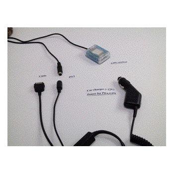 Haicom GPS receiver HI-203E (RS232), pro HP iPAQ