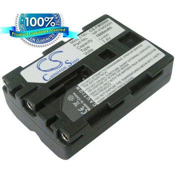 Baterie (ekv. NP-FM500H) pro Sony DSLR-A100, A100H, A100W, A200, A300, Li-ion 7,4V 1600mAh