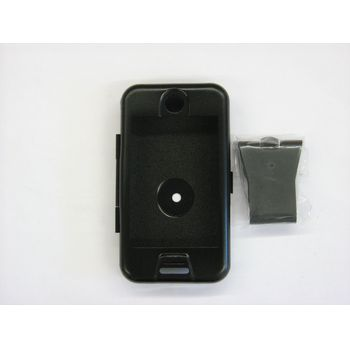 Hliníkové pouzdro ST - Apple iPhone - černá