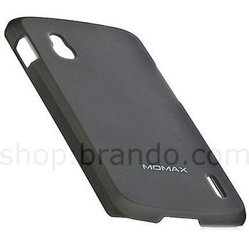 Pouzdro tvrdé nasazovací Brando - Nexus 4 (černá)