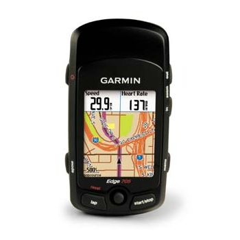 Garmin Edge 705 HR + Topo Czech (CD)