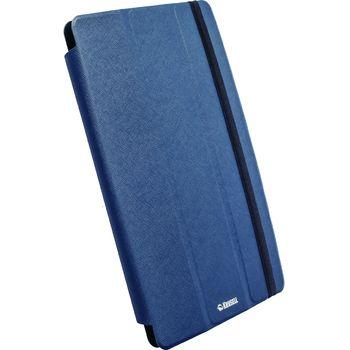 Krusell univerzální pouzdro TabletCase Malmö Large, modrá