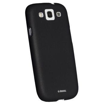 Krusell hard case - ColorCover - Samsung i9300 Galaxy S III  (černá)