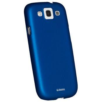 Krusell hard case - ColorCover - Samsung i9300 Galaxy S III  (modrá)
