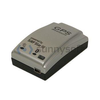 GPS 801 Bluetooth SiRF III