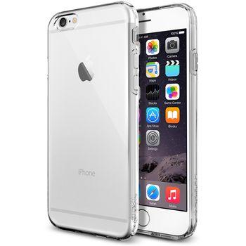 Spigen pevný kryt Capsule pro Apple iPhone 6/6S, transparentní
