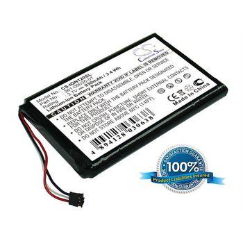 Baterie pro Garmin Nüvi 1200, 1250, Li-ion 3,7V 950mAh