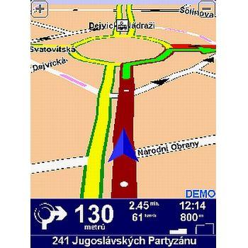 TomTom Navigator 5 - Evropa, ČR