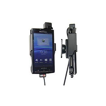 Brodit držák do auta pro Sony Ericsson Xperia X10 se skrytým nabíjením v palubní desce