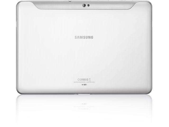 obsah balení Samsung Galaxy Tab 10.1 64GB Wi-Fi + 3G bílá + Prémiová fólie Krusell