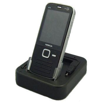 Kolébka SC USB Cradle - Nokia N78 + nabíječka