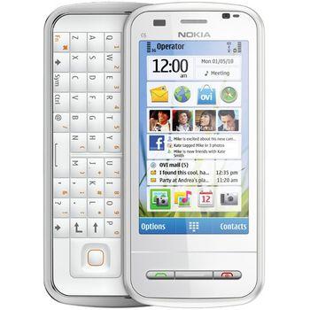 Nokia C6-00 White