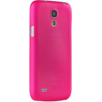 Ozaki kryt pro Samsusg Galaxy S4 mini O!coat 0.4 JELLY, růžová