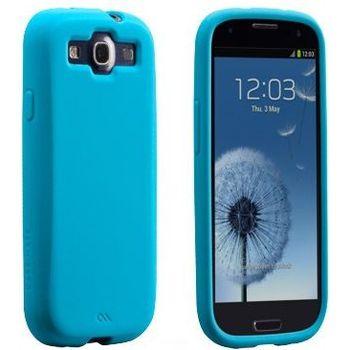 Case Mate Emerge Smooth case pro Samsung Galaxy S III (i9300) azurová