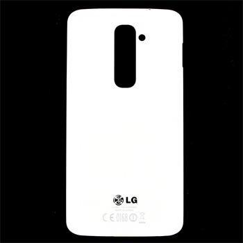 Náhradní díl kryt baterie vč. NFC pro LG G2, bílý