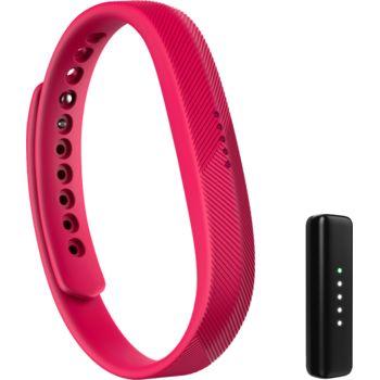 Fitbit Flex 2, růžová
