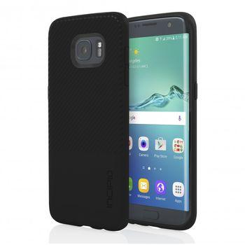 Incipio ochranný kryt Twill Block Case pro Samsung Galaxy S7 edge, černé