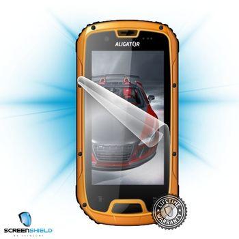 Fólie ScreenShield Aligator RX430 - displej