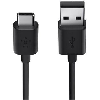 Belkin datový kabel USB 2.0 USB-C na USB A, 1,8m