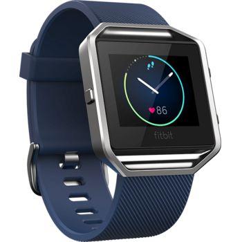 Fitbit Blaze L, modrá