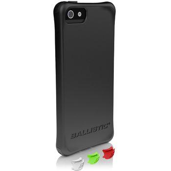 Ballistic Smooth Series pro iPhone 5/5S, černá