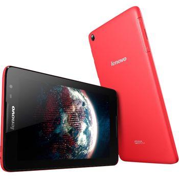 Lenovo IdeaTab A8-50, 3G, červený