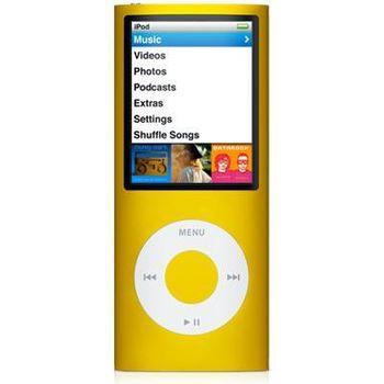iPod Nano 4th - 8GB (žlutá)