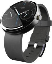 Motorola Moto 360 chytré hodinky, stříbrné - rozbaleno