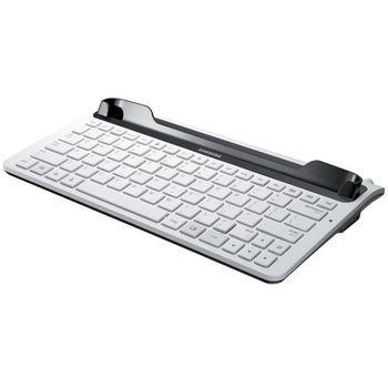 Samsung klávesnice s dokem EKD-K12U pro Galaxy 2 Tab 10.1 (P5100/P5110), bílá