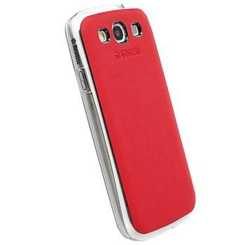 Krusell hard case - Donso Undercover - Samsung i9300 Galaxy S III (červená)