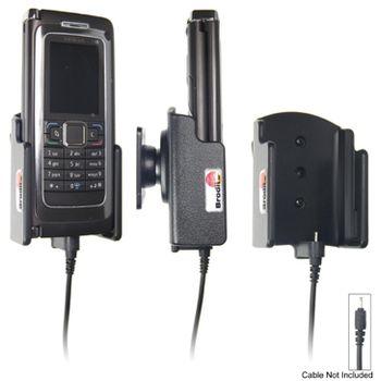 Brodit držák pasivní - Nokia E90 (pro použití s orig. kabelem Nokia CA-116,CA-113CU a CA-134)