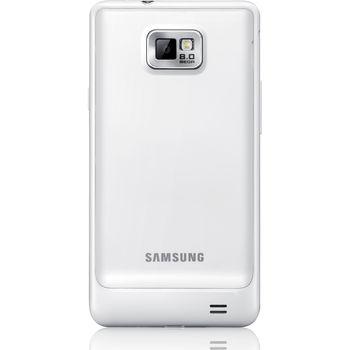 Samsung Galaxy S II bílá + pouzdro Krusell Orbit flex