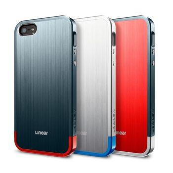 Spigen iPhone 5 Linear Blitz ochranné pouzdro