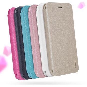 Nillkin flipové pouzdro Sparkle Folio pro Apple iPhone 7, bílé
