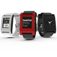Chytré Pebble Watch - nejúspěšnější Kickstarter projekt konečně brzy skladem v ČR!