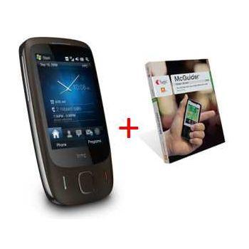 HTC Touch 3G Eng hnědý + McGuider 2009