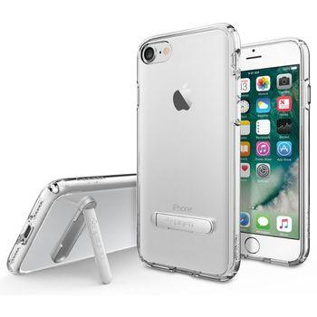 Spigen ochranný kryt Ultra Hybrid S pro iPhone 7, průhledná