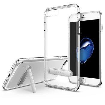 Spigen ochranný kryt Ultra Hybrid S pro iPhone 7 plus, průhledná