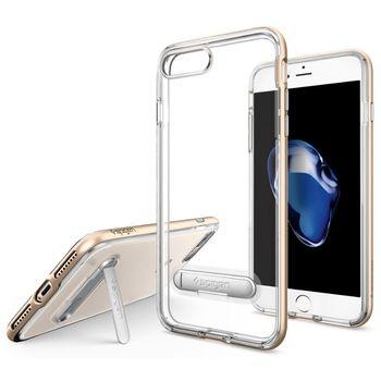 Spigen ochranný kryt Crystal Hybrid pro iPhone 7 plus, zlatá